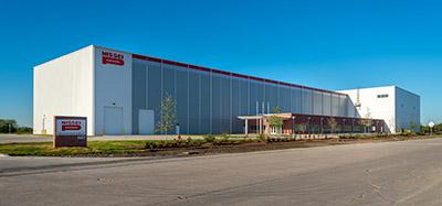 NISSEI AMERICA, INC. Headquarters Building